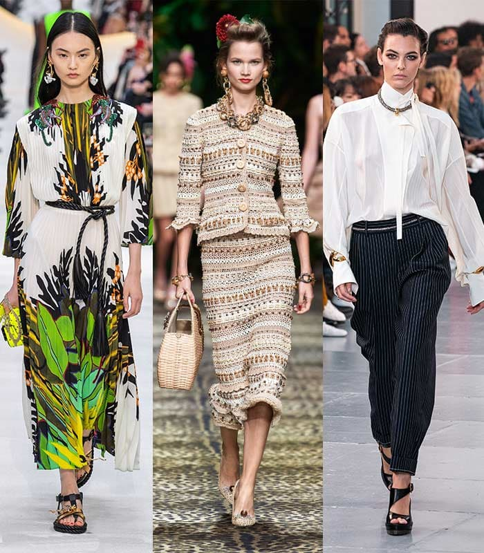 Spring 2020 fashion trends: Which of these 12 trends will you wear this spring and summer?