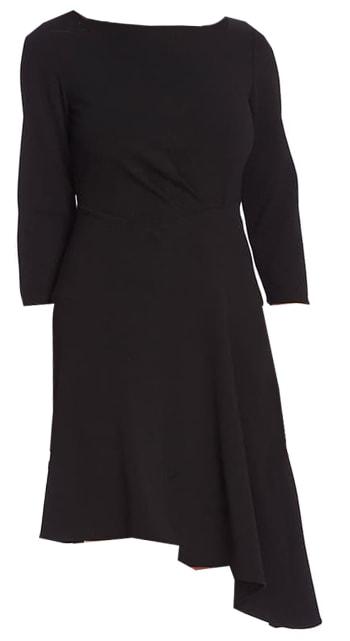 Nordstrom Sale: Vince Camuto asymmetrical dress | 40plusstyle.com