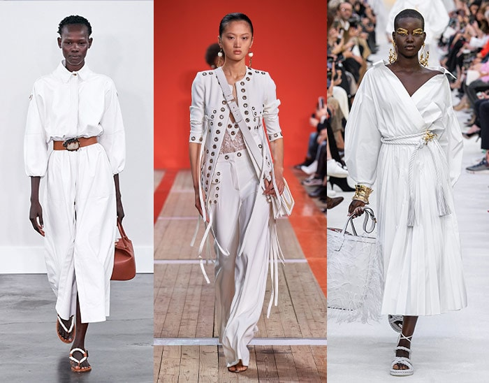 crisp white is a popular summer fashion choice   40plusstyle.com