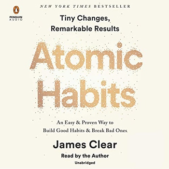 Atomic Habits: An Easy & Proven Way to Build Good Habits & Break Bad Ones (Audible, Amazon) | 40plusstyle.com