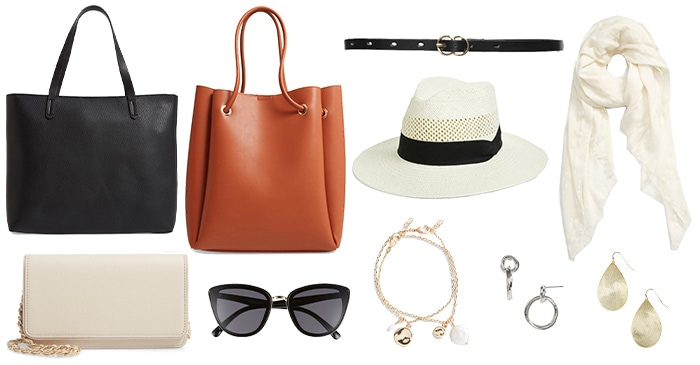 Accessories and shoes you can add to your basics to create the perfect outfits | 40plusstyle.com