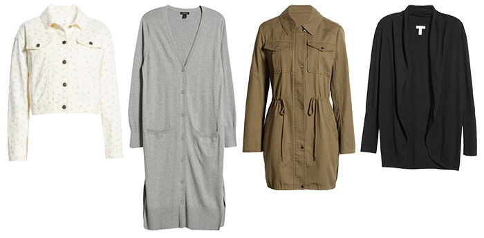 Basic clothing - jackets, cardigans and coats | 40plusstyle.com