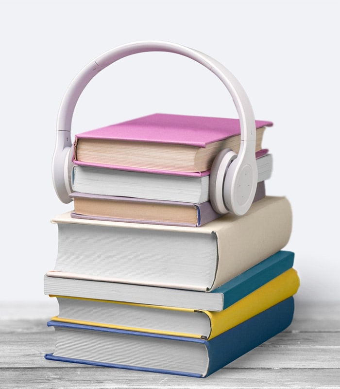My list of favorite audio books to relax and entertain you