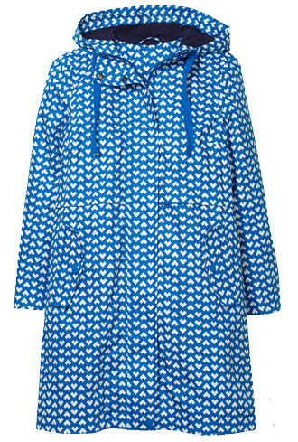 Boden waterproof raincoat | 40plusstyle.com