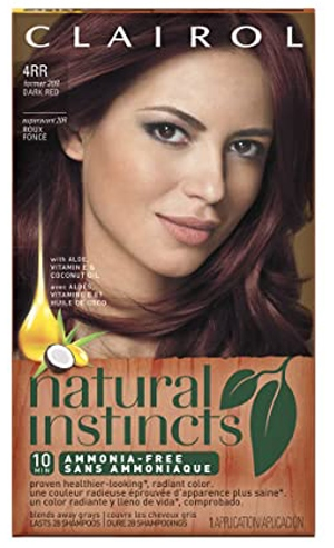 Clairol Natural Instincts | 40plusstyle.com