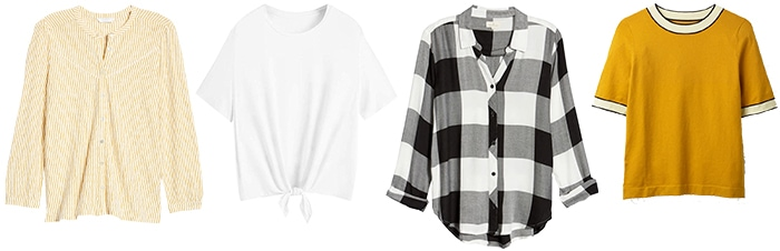tops to wear at Easter | 40plusstyle.com