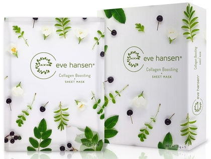 Eve Hansen Collagen Sheet Mask | 40plusstyle.com