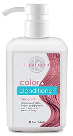 Keracolor Clenditioner Color Depositing Conditioner Colorwash | 40plusstyle.com