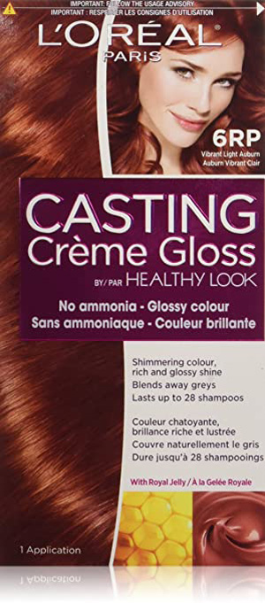 L'Oreal Healthy Look Creme Gloss Hair Color | 40plusstyle.com