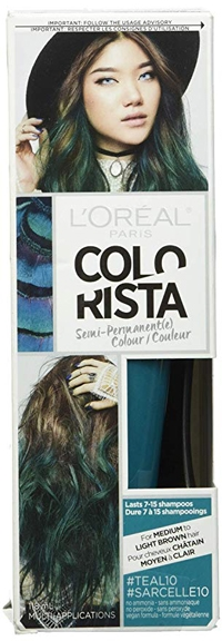 L'Oréal Paris Colorista Semi-Permanent Hair Color | 40plusstyle.com