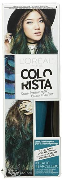 L'Oréal Paris Colorista Semi-Permanent Hair Color | 40plusstyle.com