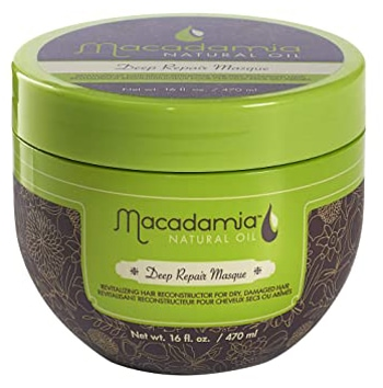 Macadamia Natural Oil Deep Repair Masque | 40plusstyle.com