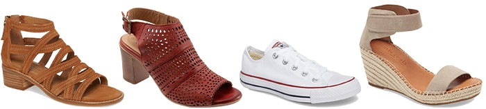 Natural style shoes | 40plusstyle.com