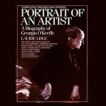Portrait of an Artist: A Biography of Georgia O'Keeffe (Audible, Amazon) | 40plussyle.com