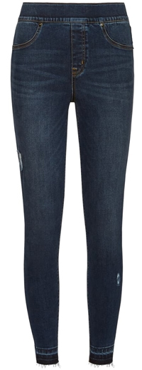 SPANX skinny jeans | 40plusstyle.com