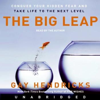 Favorite audios books: The Big Leap (Audible, Amazon) | 40plusstyle.com