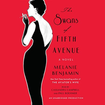 The Swans of Fifth Avenue (Audible, Amazon) | 40plusstyle.com