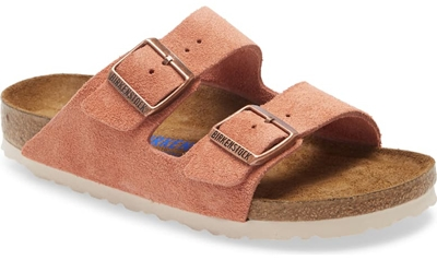 Best sandals for women -Comfortable walking sandals: Birkenstock | 40plusstyle.com