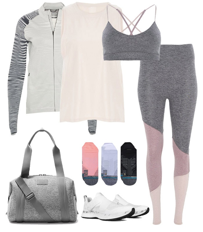 Activewear from Bandier | 40plusstyle.com
