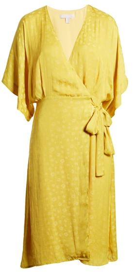 Chelsea28 wrap dress | 40plusstyle.com