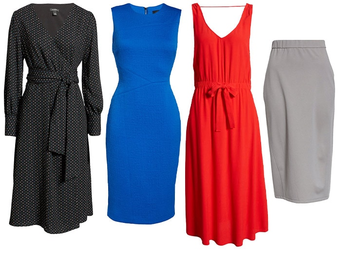 Dresses and Skirts to create classic outfits | 40plusstyle.com