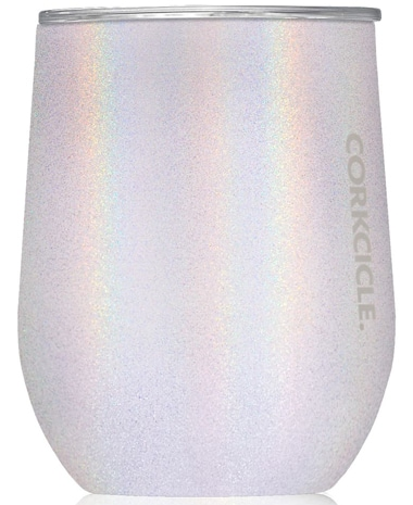 Corkcicle insulated wine glass | 40plusstyle.com