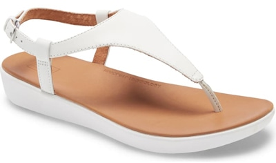 Best women's sandals for summer - FitFlop 'Lainey' sandal | 40plusstyle.com