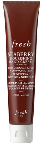 Fresh Seaberry Nourishing Hand Cream | 40plusstyle.com