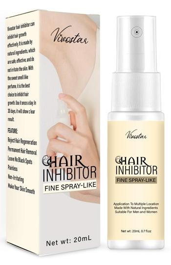 Vivostar Hair Inhibitor | 40plusstyle.com