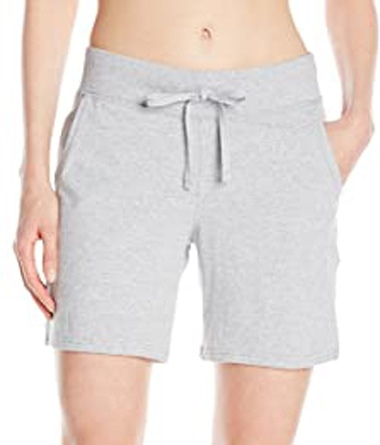 Hanes jersey shorts | 40plusstyle.com