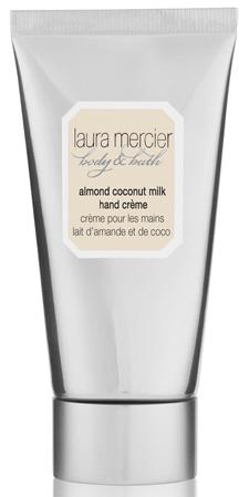 best handcream - Laura Mercier Almond Coconut Hand Crème | 40plusstyle.com