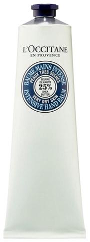 best handcream - L'Occitane Nourishing & Intensive Hand Balm | 40plusstyle.com