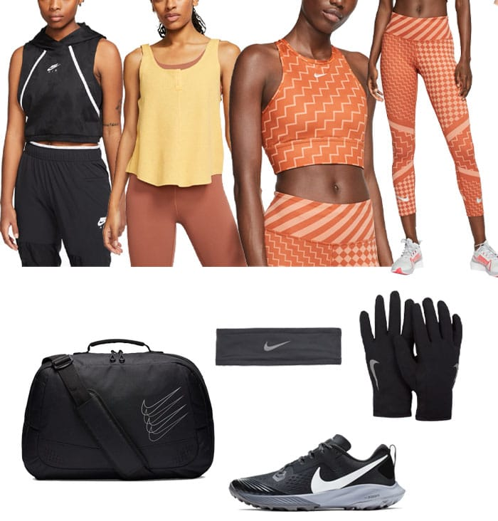 Best workout clothes from Nike | 40plusstyle.com