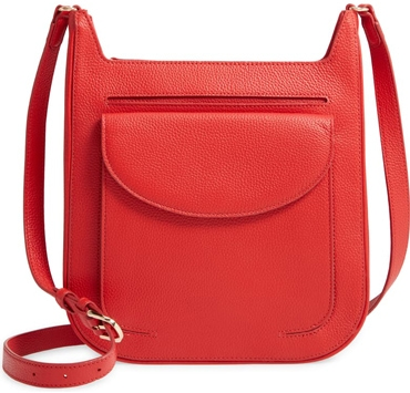 gift ideas for women - red handbag
