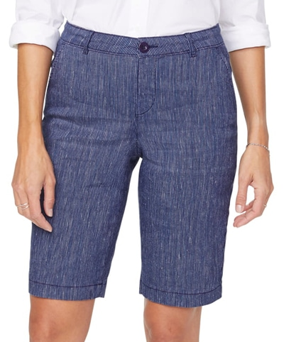 bermuda shorts for women over 40 | 40plusstyle.com