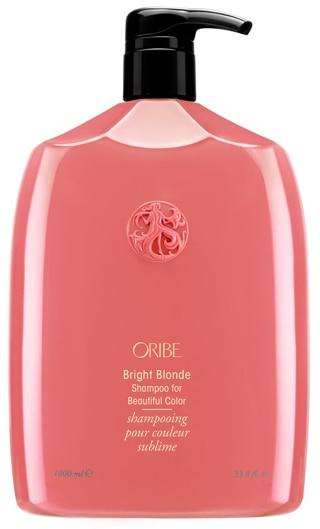 Oribe Bright Blonde Shampoo   40plusstyle.com