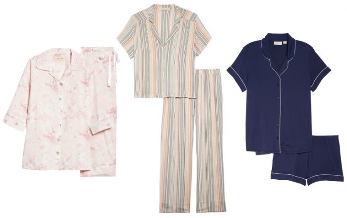 Best gift ideas for women: Luxurious pajamas | 40plusstyle.com