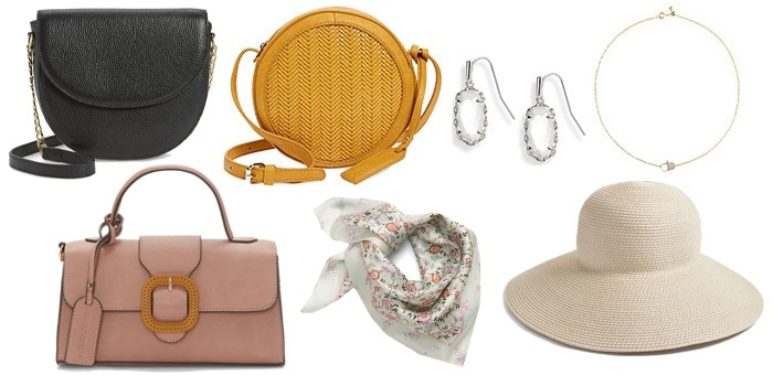 accessories for petites | 40plusstyle.com