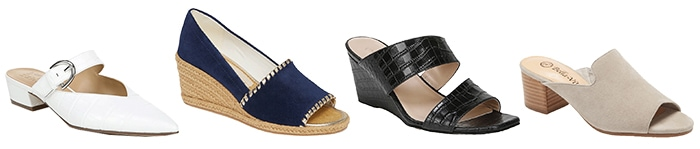 shoes for petites | 40plusstyle.com