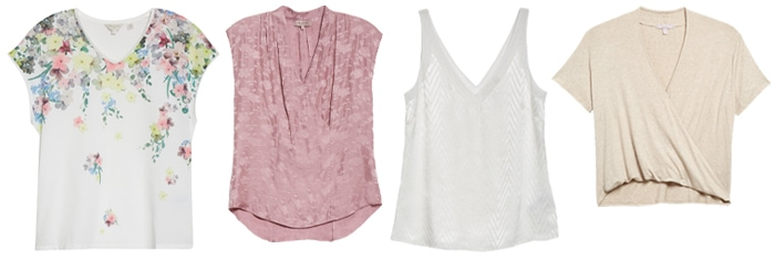 tops for the petites | 40plusstyle.com