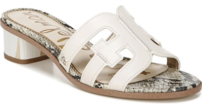 Best women's sandals | Sam Edelman 'Illie' slide sandal | 40plusstyle.com