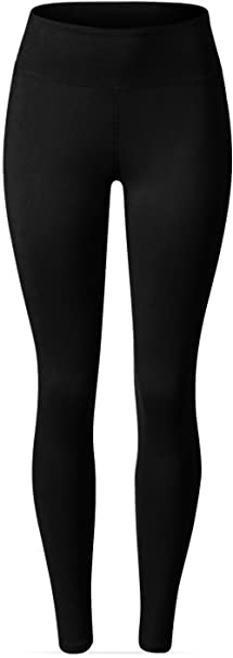 gift ideas for women - SATINA high waisted leggings | 40plusstyle.com