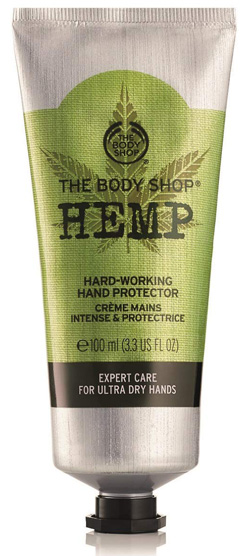 The Body Shop Hemp Hand Protector | 40plusstyle.com