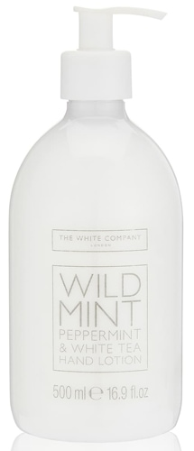 Give yourself a manicure at home - The White Company hand lotion | 40plusstyle