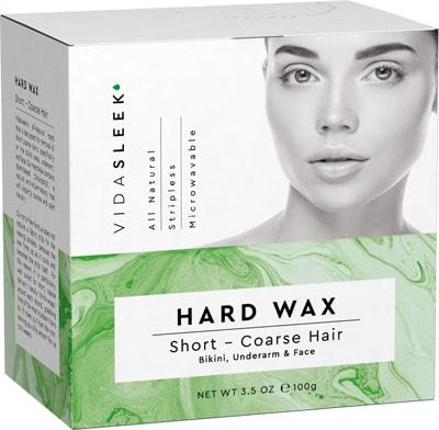 VidaSleek Hard Wax Kit | 40plusstyle.com