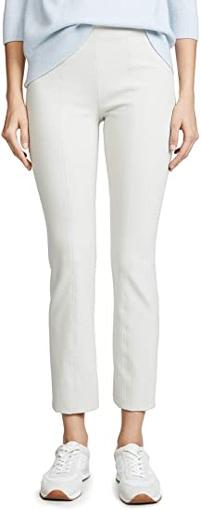 Vince stitch front seam pants | 40plusstyle.com