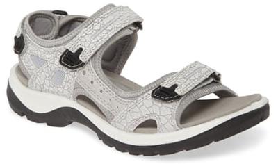 Best women's sandals - ECCO 'Yucatan' sandal | 40plusstyle.com