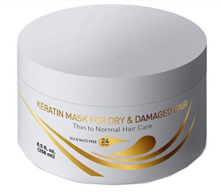 Vitamins Keratin Deep Conditioner   40plusstyle.com
