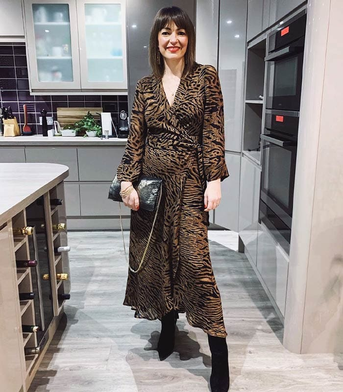 The best wrap dress styles for women over 40