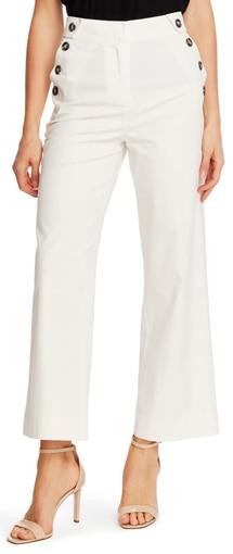CeCe sailor pants | 40plusstyle.com